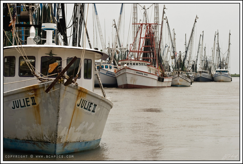 July 12, 2008<br /> <br /> Shrimp Boats-<br /> Darien, GA<br /> <br /> Post:<br /> -Rotate ~1deg<br /> -Contrast +5<br /> <br />