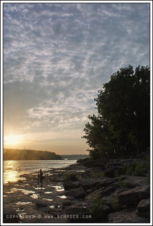 July 15, 2008<br /> <br /> Ohio River at Jeffersonville, IN<br /> <br /> Post:<br /> -Fill Light +5<br /> <br />
