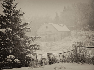 Forgotten in the mists of time.... 12.21.11