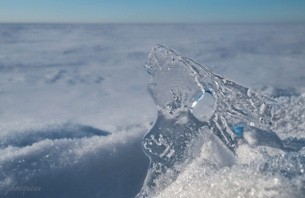More of Mother Nature's ice sculptures...  Many thanks for all your comments yesterday, you made my day! 03.02.12