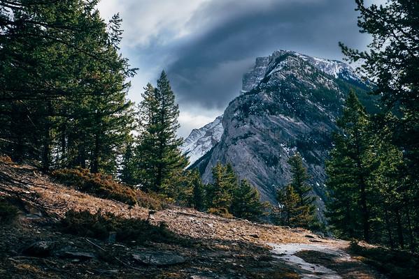 Peak in the cloud