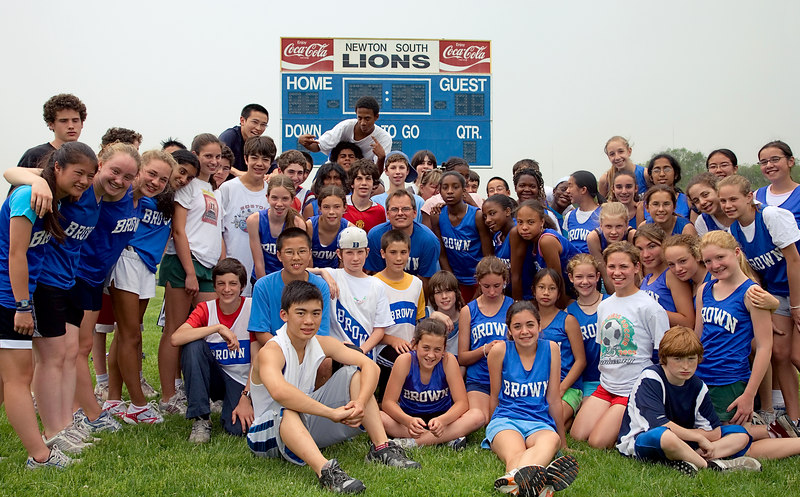 <h3>Mr. Sheppard's Team</h3> Middle School Track  1 June 2006
