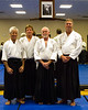 Yudansha<br /> <br /> (December 20, 2012) Three new black belts in one month. Whew!