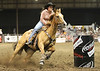Turn for home<br /> <br /> (August 27, 2012) Barrel racing at the Norco Rodeo, Sunday night.
