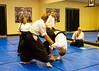 Shodan Test 2<br /> <br /> (December 12, 2012) Multiple attacks (rondori) as part of a black belt test tonight. In other words, open season on Todd!