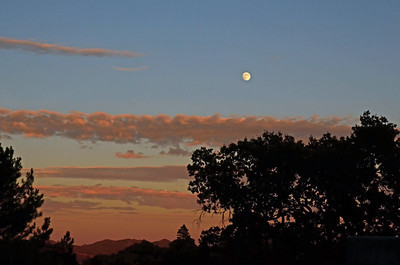 August 29  Atascadero Blue Moon
