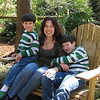 02/27/11 - Johnny, Mom, and Joey - By Madi Age 7<br /> <br /> MeMe asked me to take a picture of her and Joey and Johnny at Plant Delights yesterday.  <br /> <br /> ---<br /> <br /> I cropped to 8X10 and filtered it.  I don't have too many shots like this so really appreciate Madi taking it.  She took a nice flower picture too that I'll share with you tomorrow.