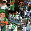 "03/13/11- St. Patrick's Day Parade with Marbles Kids Museum<br /> <br /> Joey, Johnny, Madi, and I marched with Marbles Kids Museum in the Raleigh St. Patrick's Day Parade yesterday.  I knew the kids would be a little bored waiting for things to get moving but have a great time once we were underway, and I was right.  We all admit it was worth the wait,  and if we have the chance to do this again, we probably will.  Boy did we luck out on the weather!  It was in the 60's during the parade and a warm wind.  If anything, we were too hot because we were bundled for it to be a tad chillier.  We saw just a few friends along the parade route.  Too much excitement and too big of a crowd to make out much.  At first we were going to be behind the clowns, and then we got tired of waiting with fidgety kids and snuck in behind a dog group:-)  The kids sure liked that!  J&J&M took turns holding the Marbles banner.  How nice that the staff offered the kids that job.  I did my best to take pics and keep the kids in a straight line with it; not that easy of a task.  Most of my shots were taken waiting in line for the parade to start and shooting into the sun), and during the parade itself, so it's a different perspective than from the crowd.  My favorite moment in the parade was turning the corner and having the huge crowd and the old state capital building in front of us.  Wow!<br /> <br /> After the parade, we did a few carnival style rides on Moore Square.  Madi got her picture taken by a WRAL reporter on the rock climbing wall.  The pic is #17 in this slideshow:<br /> <br /> <a href=""http://www.wral.com/entertainment/image_gallery/9262142/"">http://www.wral.com/entertainment/image_gallery/9262142/</a><br /> <br /> We went to see Mars Needs Moms at the IMAX theater next to Marbles too. I figured we'd all enjoy sitting after the parade, and I was right.  It's a good movie and we really enjoyed it on the big screen.  It has a few tense moments like Toy Story 3 did.  If your younger kids/grandkids were OK with Toy Story 3, they will be OK with this.  <br /> <br /> I had trouble staying awake last night.  I wonder why.  As a consequence, I didn't make as many comments as I'd hoped, and I forgot to start my upload to SmugMug.  The pics are uploading to my March 2011 gallery now.  However, they are over on Picasa here:<br /> <br /> <a href=""https://picasaweb.google.com/fotomom.maryann/JJ031211MarblesStPatrickSDayParadeMadiTheBest"">https://picasaweb.google.com/fotomom.maryann/JJ031211MarblesStPatrickSDayParadeMadiTheBest</a>#<br /> including some neat videos.<br /> <br /> I have on 4 hats in the lower right pic because of course the kids got tired of wearing theirs and I didn't feel like carrying them:-)<br /> <br /> Thank you so much for the comments on my flower shot from yesterday too...  <br /> <br /> No clue what we're doing today.  71 and cloudy.  The kids are asking to 'go', and I'm sure we'll be up to something fUN!<br /> <br /> HAGD,<br /> Maryann"