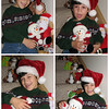 11/23/09 - Santa's Helper<br /> When they're this cute, I have to post them.  And, I just couldn't pick one!<br /> <br /> I do wish the lower right picture filled the frame more, but I just couldn't quite seem to work that out in Picasa this AM.<br /> <br /> Well, it's my own fault, but I'm behind on framing the pictures for the coffee shop show I'm supposed to hang tomorrow night.  It won't take but about 3 hours, but time is running out.<br /> <br /> Johnny has a Thanksgiving songfest/play at preschool tonight.  All the kids wear pillowcases and pretend to be Indians:-)  We've had one or both of the boys at the preschool for going on 5 years now.  This is our last year there, so as we do these things, it's for the last time.  But, then on to other wonderful things of course.  But they are growing up fast...too fast some days.  <br /> <br /> Hope it's sunny where you are...not here.<br /> M