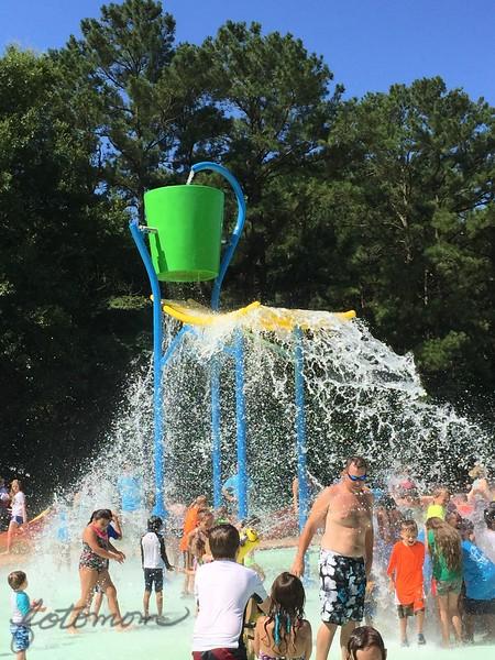 07/15/15 - Fuquay Splash Pad