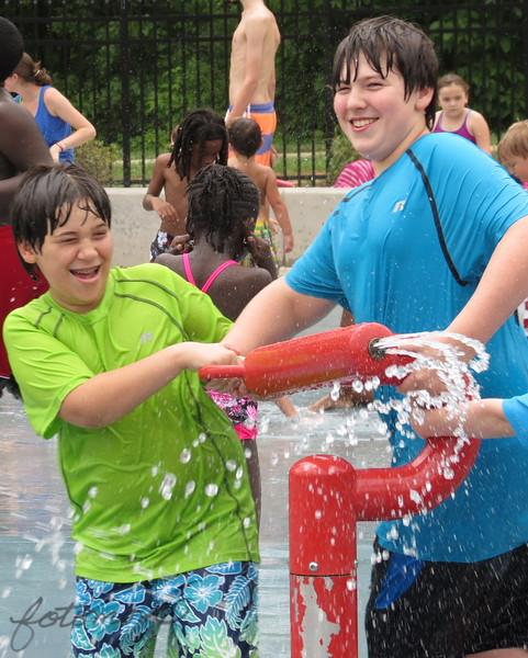 07/08/15 - Greensboro Splash Park