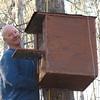 01/26/15 - Barred Owl Box