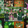 "03/14/10 - Shamrock Party<br /> I know you all knew this was coming today:-)<br /> <br /> Here's a link to another version of the collage that just has the kids (no party favor shots):<br />  <a href=""http://fotomom.smugmug.com/Children/Shamrock-Party-031310/11501226_yrCFw#809515531_KPNaP"">http://fotomom.smugmug.com/Children/Shamrock-Party-031310/11501226_yrCFw#809515531_KPNaP</a><br /> The link takes you to the album with the rest of the shots.  In 4 hours, I only took 240 shots and only kept 140 of them which tells you just how busy I was keeping up with the kids and the crafts.  My camera never left my neck until I got into clean-up mode.  <br /> <br /> Upper left is lemon cupcakes turned green sitting on my cupcake tree.  Going clockwise:  Eli, Faith, and Sophie working on decorating cupcakes, the cookies we made using egg yolk with food color to paint before cooking, Sophie really enjoying painting, Christine and Johnny, Madi and the stained glass shamrock craft, the fortune cookies, the hats, and Johnny and the super cute leprechaun socks Aunt Debbie gave him several years ago...so glad they still fit.  Center left to right is Johnny, Madi back and Sophie front, Eli, and Joey.  <br /> <br /> Madi has on a super cute Old Navy shirt that said, ""I love' St. Patrick's Day"" where love is a shamrock.  <br /> <br /> It was a smaller than usual but very fun crowd today.  Madi and Christine, Faith, Eli and Sophie, and me and J&J.  Crafts:  Foam handprint beard leprechaun (Oriental), glitter glue shamrock person (Joey created), stained glass shamrock (Michael's), and paint a rainbow which turned into paint yourself:-)<br />  <br /> We had pizza, grapes, and chips then green cupcakes and shamrock/dinosaur sugar cookies...the usual these days.<br />  <br /> I had gotten these really cool green plastic lucky coins and smaller shamrock duckies (both Oriental), and the kids each got a plastic cup ($1 store Fuquay) to use to hunt for their 'gold'.  <br />  <br /> For bingo prizes, the kids got green fortune cookies (Oriental) with cool fortunes like, ""Wishing You the Luck of the Irish"" inside.  I really liked those!  Have to say that none of mine arrived broken.  <br />  <br /> We did read a book, but I guess I forgot about 'dancing'.  Oh well.  <br />  <br /> The hats were a hoot.  But my favorite was the bow tie.  Watch in the first 50 or so shots in the album how it moves from Joey to Madi to Christine and then back to Madi before being set aside.  <br />  <br /> There may not be any more parties until Johnny's birthday at the end of July, and right this minute I'm a little sad about that.  Some of the best days are the days with all these special kids.<br />  <br /> Thanks to Christine and Faith for helping keep up with the kids and do the crafts and clean and for taking time out of their weekend to come hang out.  <br /> <br /> Hope you're having a great Sunday!  After warm temps and the sun pushing it's way through yesterday afternoon, it's cooler, cloudy, and sprinkling again.  Sigh...<br /> <br /> HAGD,<br /> M"