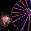 10/22/13 - Wheel and Fireworks