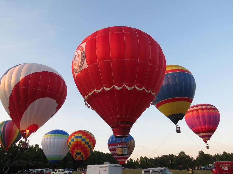 05/29/15 - WRAL Freedom Balloon Fest
