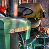 "02/10/12 - Gotta be a Deere!  My Blog:  http://maryanng.blogspot.com/2012/02/gotta-be-deere.html  As I've cut across town this week from Donnie's house on my way to the boys' school in the afternoon, I've passed this barn and been studying the light and angle that I thought would make for a good shot.  This location just happens to be less than a quarter mile from yesterday's green barn.  I guess this is the week to make stops on that stretch of road.  Anyway, I had a few minutes yesterday afternoon when the light was late and warm, and I stopped to grab these images.  I was a good girl and got out my tripod so my HDR shots would be more sharp.  The green barn HDR was hand held and not as sharp as I wanted.  I'm sure some folks thought I was nuts out there along the fence line with my camera but oh well.  I took shots from the side and rotated around to the front taking more and then zoomed in on the John Deere tractor to take even more.  I ended up liking the tractor shot better than any of the barn shots. Oh well.  Gotta love a John Deere, right?!?  <a href=""http://fotomom.smugmug.com/Nature/February-2012/21295967_jprxmk#!i=1705607816&k=4h5CGXL"">SmugMug Link</a>  <a href=""http://fotomom.smugmug.com/Nature/February-2012/21295967_jprxmk#!i=1705462809&k=QMw8nFj"">SmugMug Link</a>  We're supposed to actually feel like winter here this weekend.  I'll be staying warm and looking for cozy photo ops!  Thanks for the comments on my green barn and what colors barns are in other places.  HAGD, Maryann"