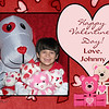 "02/06/11 - Johnny's Valentine<br /> <br /> It got to be pretty urgent yesterday that I take Joey and Johnny's Valentine picture and get a photo card made for them to give away at school.  The kids will label and decorate the envelopes to personalize them.<br /> <br /> No surprise, but I don't have a studio. Usually, the kitchen table turns into one:-)  For the first time last night, I used an external flash vs. my pop-up flash.  Let me tell you, that was a learning experience!  It's an older flash, and you have to do some basic math/calculations to get the camera and flash to be in sync.  After complete failure hooking it up to my SX10 IS, I got it to run on my S5 IS.  My normal S3 does not have a mount for an external flash, so that's why I didn't use it.  At any point, I did some comparison shots between the pop-up flash and the external flash and was pleased with the external flash results.  I am hoping at the kids' Valentine's Day party next weekend to use it to take a group shot.  I don't think I can handle the extra weight and gravity shift around my neck for the entire party, but I'll have the S5 ready to go for the group shot.  I had really wanted to do that at the Christmas party!<br /> <br /> Anyway, uploading to WM to pick-up when we grocery shop today.  Then on to the envelopes!<br /> <br /> A very sincere thanks for your comments yesterday on both my candle shot and Joey's duck shot.  We were both thrilled:-)  <br /> <br /> Joey's card:<br /> <br /> <a href=""http://fotomom.smugmug.com/Nature/February-2011/15678719_FPSPQ#1179059802_e6o2P"">http://fotomom.smugmug.com/Nature/February-2011/15678719_FPSPQ#1179059802_e6o2P</a><br /> <br /> Super cute shot from the Home Depot workshop yesterday:<br /> <br /> <a href=""http://fotomom.smugmug.com/Nature/February-2011/15678719_FPSPQ#1178727439_CGiJS"">http://fotomom.smugmug.com/Nature/February-2011/15678719_FPSPQ#1178727439_CGiJS</a><br /> <br /> Johnny's been sick.  Obviously up and about, but low fever and stuffy.  If he looks a bit off, that's why.  He had a good day yesterday just wasn't 100%.<br /> <br /> HAGD,<br /> Maryann"