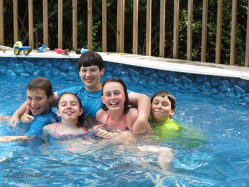 05/30/15 - Pool Fun
