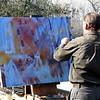 01/21/15 - Artist at Work