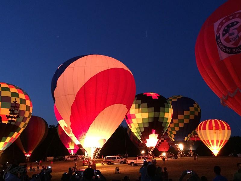 05/28/15 - WRAL Freedom Balloon Fest