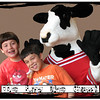 "07/13/11 - We Luv the Cow!<br /> <br /> Just having fun at Chick-fil-A again last night with the cow.  Tuesdays are family night here which means 1 fee kids meal with each adult combo and some sort of crafts for the kids.  Last night it was pirate stickers.  The first thing Johnny said to the cow was, ""Please throw me in the garbage can!""<br /> <br /> <a href=""http://fotomom.smugmug.com/Nature/July-2011/17840800_GC3pFH/1375225484_pCwQWhs#1381191356_H4svzZn"">http://fotomom.smugmug.com/Nature/July-2011/17840800_GC3pFH/1375225484_pCwQWhs#1381191356_H4svzZn</a><br /> <br /> At any point, it's always a fun time for us, and I enjoy trying to clean up one of the shots for my daily.  I'm not totally happy with the cow letter font since it didn't show up on it's own and looks a bit odd with the white background, but I liked it better than not using it at all, so there it is.  <br /> <br /> Thanks for your comments on the white barn shot from yesterday.<br /> <br /> HAGD,<br /> Maryann"