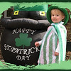 "02/19/11 - Ya Gotta Start 'Em Young or Leprechaun in Training<br /> <br /> I put up or leprechaun inflatable at lunchtime yesterday so it would be up when the boys came home from school.  It was 70+ here yesterday, and everyone was out visiting neighbors and enjoying the sun and warmer temps.  Madi came to see me (she's tracked out from school right now), and so did 'baby' Mira.  After a photoshoot with Madi:<br /> <br /> <a href=""http://fotomom.smugmug.com/Nature/February-2011/15678719_FPSPQ#1191749198_BVpeY"">http://fotomom.smugmug.com/Nature/February-2011/15678719_FPSPQ#1191749198_BVpeY</a><br /> Mira got in on the act with the hat and scarf.  Isn't she cute?!?  Who could resist.  Not me!<br /> <br /> I had one of those very proud Mom Moments yesterday.  There was an awards ceremony at school, and the boys did very well.  You can see a collage of the event here:<br /> <br /> <a href=""http://fotomom.smugmug.com/Nature/February-2011/15678719_FPSPQ#1191750987_sFSTh"">http://fotomom.smugmug.com/Nature/February-2011/15678719_FPSPQ#1191750987_sFSTh</a><br /> I've learned in that pesky gym lighting to use Sports Mode to prevent blurring and then to run the shots through Noiseware to clean them up.  <br /> <br /> So, I got confused about what night the Yates Mill reception was. It's next Saturday from 2PM-4PM.  I don't know how I messed that up!  I told Joey better to be early and get to come back then late and have missed out!  But, as was our luck, we got to see the coolest red/orange moon ever:<br /> <br /> <a href=""http://fotomom.smugmug.com/Nature/February-2011/15678719_FPSPQ#1191509637_m22fX"">http://fotomom.smugmug.com/Nature/February-2011/15678719_FPSPQ#1191509637_m22fX</a><br /> That's a digital zoom to get it to fill the frame with no cropping.  If only I'd had my weighted tripod.  I had the flimsy one and it was breezy and things were moving around too much.  Still, it was a neat science type lesson with the boys.  No sooner did I get my shots and the moon was rising into the sky and returning to it's white self.  That is the most orange I have ever seen the moon!  Driving, came around a corner, and bam!  There it was!  Angle in the sky (low) and dust particles are typically what cause this effect so I read on the internet.<br /> <br /> Off to the Durham Museum if I can survive losing an hour of sleep in the middle of the night (dogs got me up).<br /> <br /> HAGD,<br /> Maryann"