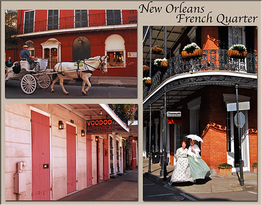 March 31  More from the French Quarter...  There's much more to photograph than just the wonderful characters! (see two recent posts)