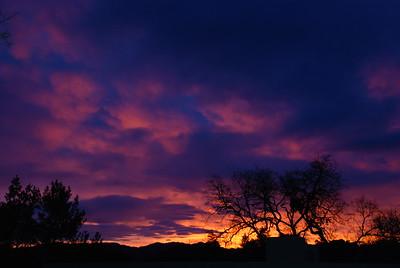 January 27  Yesterday's sunrise, SOOC !