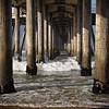 9.27.2011<br /> <br /> under the pier...<br /> <br /> Huntington Beach, CA