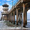 Huntington Beach Pier...<br /> <br /> Huntington Beach, CA
