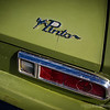 "1976 Ford Pinto...<br /> <br /> Some of you out there may remember the Pinto...<br /> <br /> The Ford Pinto is a subcompact car produced by the Ford Motor Company for the model years 1971–1980. Initially offered as a two-door sedan, Ford offered hatchback (marketed as the Runabout) and wagon models the following year. The Pinto competed in the U.S. market with the AMC Gremlin and Chevrolet Vega, as well as imported cars from Volkswagen, Datsun, and Toyota, outproducing all in terms of total production run and single highest model year production. By January 1971, the Pinto had sold over 100,000 units and 352,402 for the entire 1971 production run. By 1976 over 2.3 million Pintos had been produced. 1974 saw the most Pintos produced in a single model year with 544,209 units. In its last model year, Ford built 68,179 units. Overall, during its 10 year production run there were over 3 million Pintos sold.<br /> <br /> The Pinto's legacy was affected by media controversy and legal cases surrounding the safety of its gas tank design; a recall of the car in 1978; and a later study examining actual incident data that concluded the Pinto was as safe as, or safer than, other cars in its class.<br /> <br /> The Pinto nameplate derives from the name for the distinctive white and solid pattern of coloration common in horses. More info here if interested:   <a href=""http://www.wikipedia.org/wiki/Ford_Pinto"">http://www.wikipedia.org/wiki/Ford_Pinto</a><br /> <br /> Critiques welcome...<br /> <br /> February 27, 2013"