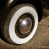 """whitewalls...<br /> <br /> Anyone remember theses? They were so much fun to clean! This is the left front wheel of the 1951 Studebaker I posted several days ago, here: <a href=""""http://smu.gs/170SABy"""">http://smu.gs/170SABy</a><br /> <br /> Thanks for your comments!<br /> <br /> Critiques welcome...<br /> <br /> May 9, 2013"""