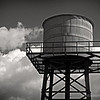 water tower in the clouds...<br /> <br /> San Juan Capistrano, CA<br /> <br /> Thanks for your comments!<br /> <br /> Critiques welcome...<br /> <br /> May 1, 2013