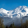 """Mount Shasta...<br /> <br /> Mount Shasta is a volcano located at the southern end of the Cascade Range in Siskiyou County, California. At 14,179 feet, it is the second highest peak in the Cascades and the fifth highest in California. <a href=""""http://en.wikipedia.org/wiki/Mount_Shasta"""">http://en.wikipedia.org/wiki/Mount_Shasta</a><br /> <br /> On our trip to Portland Oregon, we stopped to have breakfast at one of our favorite eateries, the Black Bear Diner. I made this shot from their parking lot. As you can see, it was a beautiful view and morning!<br /> <br /> Thanks for your views and comments, much appreciated!<br /> <br /> Critiques welcome...<br /> <br /> 13 May 2014"""
