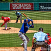 "Angel pitcher, C.J. Wilson,<br /> Los Angeles Angels of Anaheim...<br /> <br /> Blue Jays 7, Angels 8<br /> July 9, 2014<br /> <br /> Angel Stadium<br /> Anaheim, CA<br /> <br /> Thanks for your views and comments, much appreciated! Critiques welcome...<br /> <br /> The very essence of your words is truth; all your just regulations will stand forever. Psalm 119:160 NLT   <a href=""http://www.biblegateway.com"">http://www.biblegateway.com</a><br /> <br /> 14 September 2014"