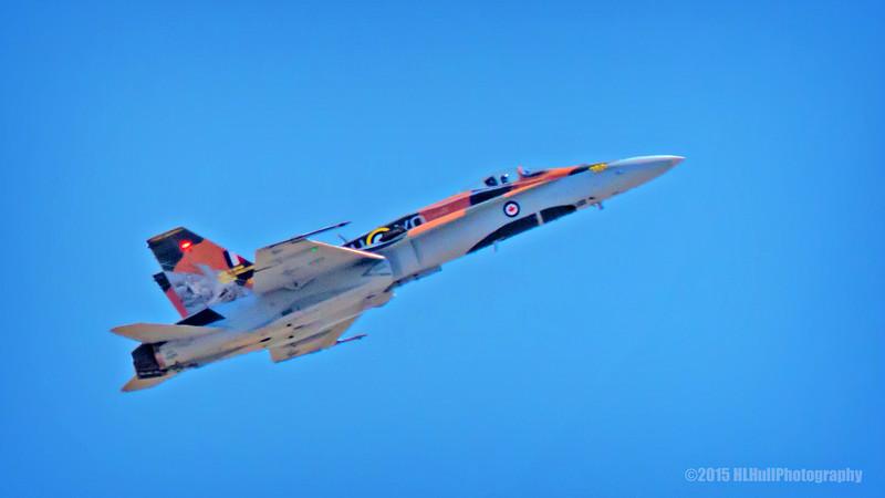 McDonnell Douglas F/A-18 Hornet...