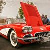 1958 Chevy Corvette...
