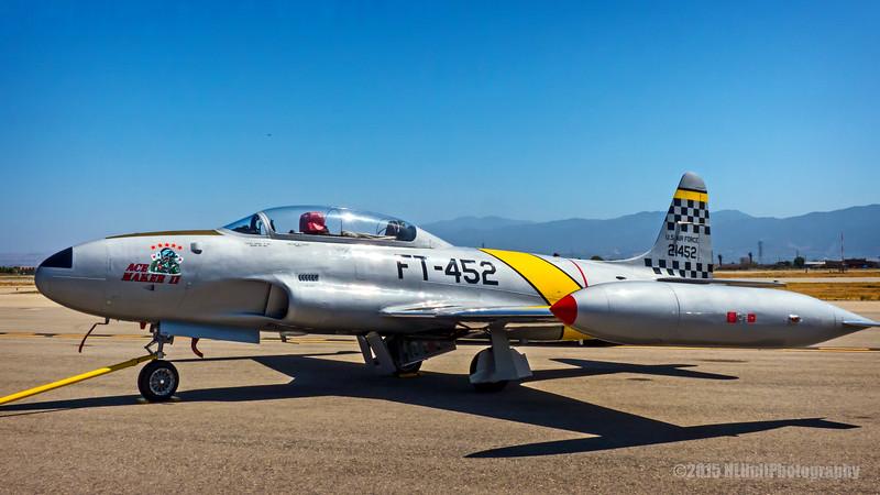 Canadair CT-133 Silver Star...