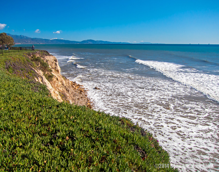 View from Shoreline Park<br /> Santa Barbara, CA<br /> <br /> Thanks for your views and comments! Critiques always welcome...<br /> <br /> January 6, 2015