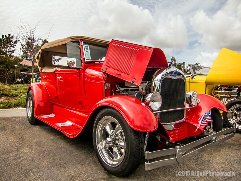 1929 Ford Phaeton...