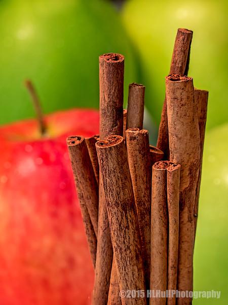 Cinnamon and Apples...