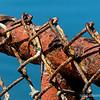 Rusty Fence...