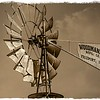 Old Antique Woodmanse Windmill...