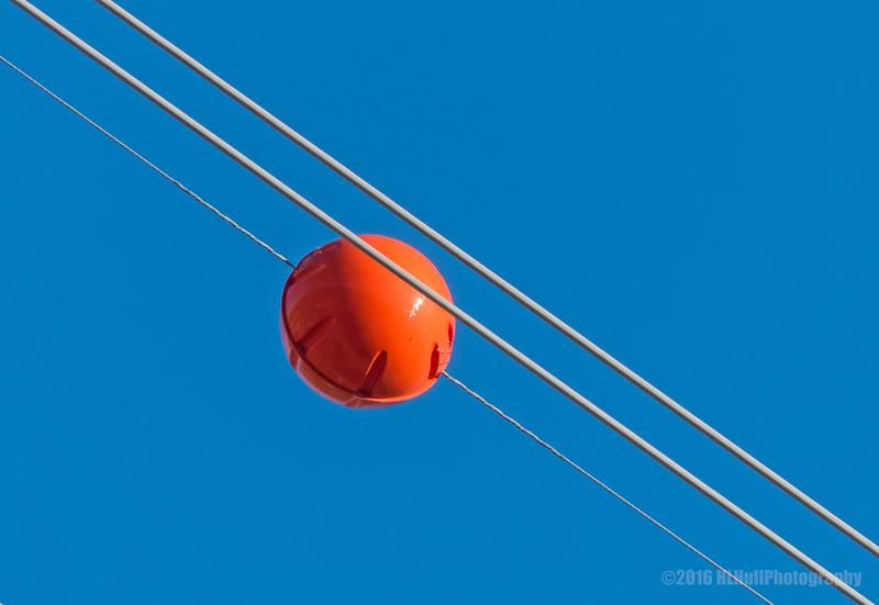 Marker ball...