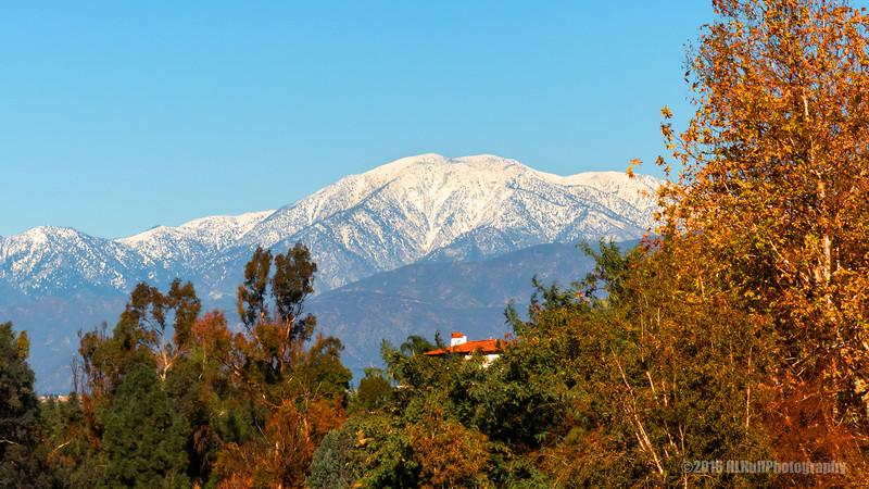 Mount Baldy...