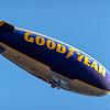 Goodyear blimp flyover...