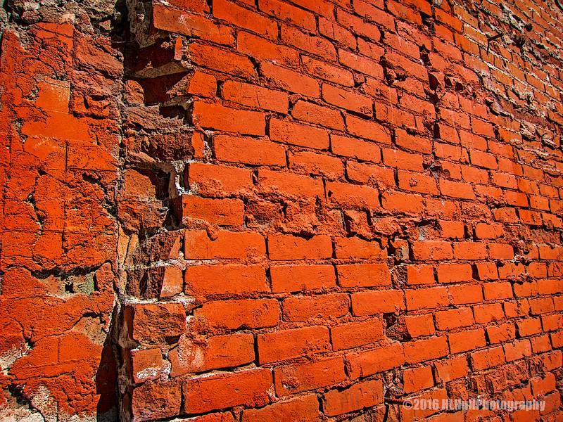 Old Brick Wall...