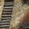 Hillside steps...