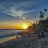 Laguna Beach sunset...