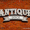 ANTIQUE DEPOT...